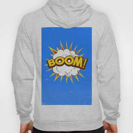 BOOM! limited edition Blue edition Hoody