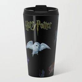 Harry Potter Creatures Travel Mug