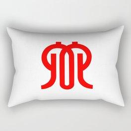 flag of kanagawa Rectangular Pillow