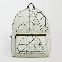 Geometry Sketch Nine Backpack