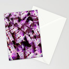 Purple Royale Stationery Cards