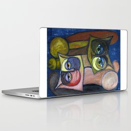 Love and Fear Laptop & iPad Skin
