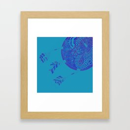 Faded Dreams Framed Art Print