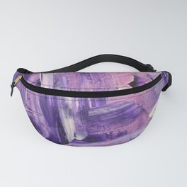 Purple Mess Fanny Pack