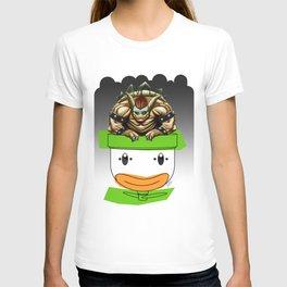 King Koopa & His Clown Car T-shirt