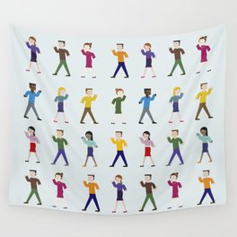 Dance like an egyptian Wall Tapestry