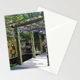 Under a Winter Sky Stationery Cards