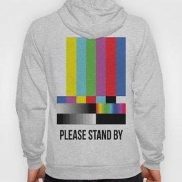 Color Bars Hoody