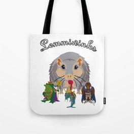 Lemmiwinks Tote Bag