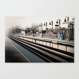 road to perdition Canvas Print