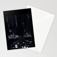 San Francisco Nightdrive Stationery Cards