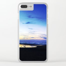 The Magic of Puerto Viejo Clear iPhone Case