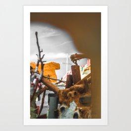 faith v2 Art Print