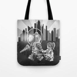 The Underwater Utopia Tote Bag