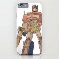 Optimus Prime Slim Case iPhone 6s
