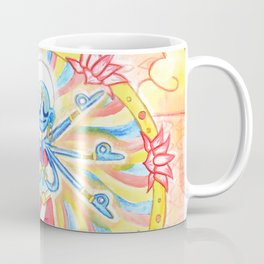 Eyes of Buddha Coffee Mug