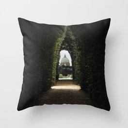 Key Hole, Rome Throw Pillow