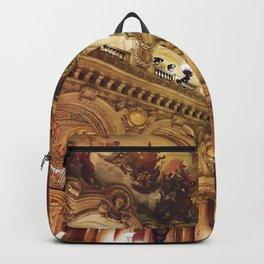 Paris Opera house Backpack