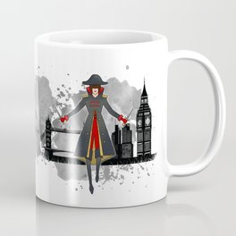 Lila Bard Coffee Mug