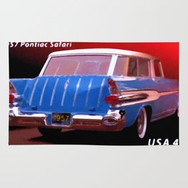 1957 Pontiac Safari Rug