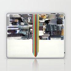 The Invisible Cities (dedicated to Italo Calvino) Laptop & iPad Skin