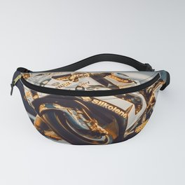 Motorcycle Racer Fanny Pack