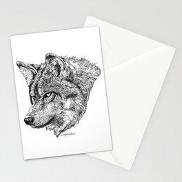 Fenrir Wolf  Stationery Cards
