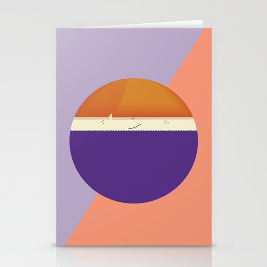roundy Stationery Cards