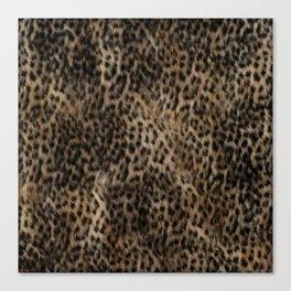 Cheetah Fur Texture #2 Canvas Print