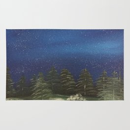 Starry Night - Pure Nature Rug