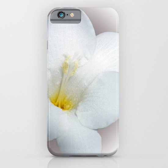 Freesia bloom iPhone & iPod Case