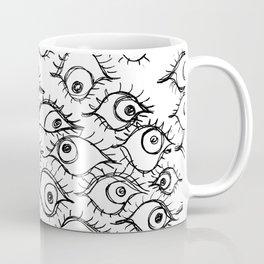Eyes Eyes Eyes Coffee Mug