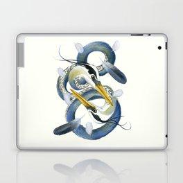 A Couple Of Herons Laptop & iPad Skin