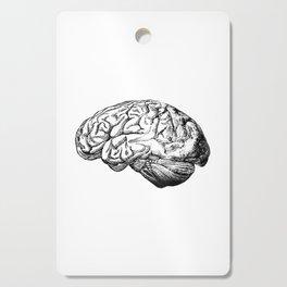 Brain Anatomy Cutting Board