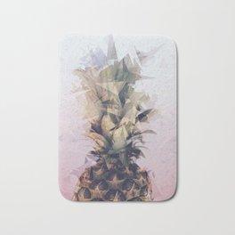 Defragmented Pineapple Bath Mat
