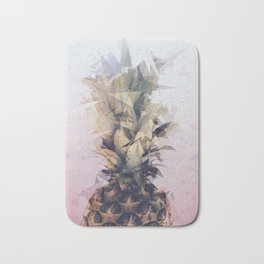 Defragmented Pineapple Bath Mat