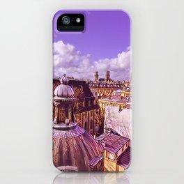 Rue de l'École de Médecine, Paris iPhone Case