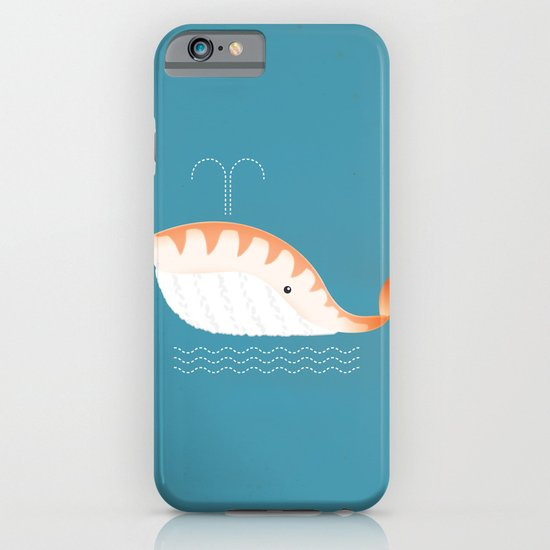 Legal Whale-Sushi iPhone & iPod Case