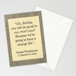 Oh, Darling Stationery Cards
