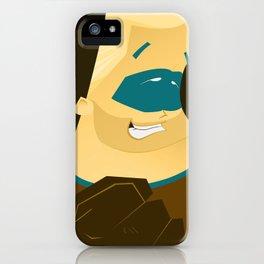 Hero 1 iPhone Case