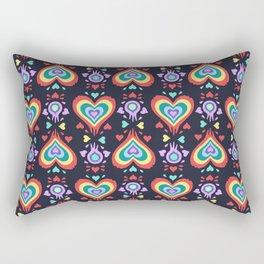 Heart of Hearts Rectangular Pillow