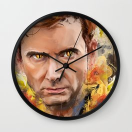 The Sun Is Always Shining (When I'm With You) Wall Clock