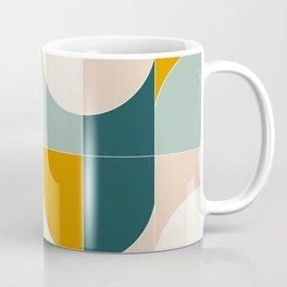 Bold Geo Tiles 01 Coffee Mug