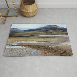 McLeods Tables on the Isle of Skye Rug