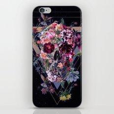 New Skull iPhone & iPod Skin
