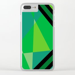 Ninja Turtle Clear iPhone Case