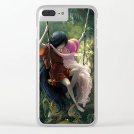 The Swing Clear iPhone Case