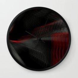 Soul Vs Power 1 Wall Clock