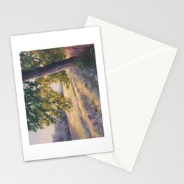 Soft morning in Rentilly Stationery Cards