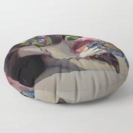 Indelible Floor Pillow
